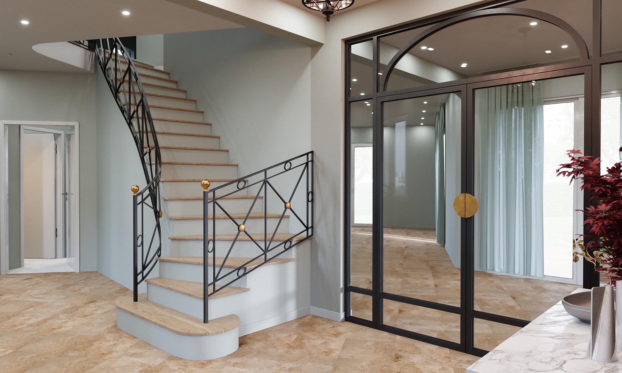 visuel maison architecte